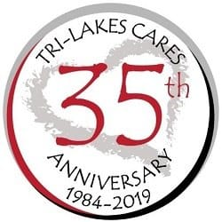 Tri-Lakes Cares 35 years