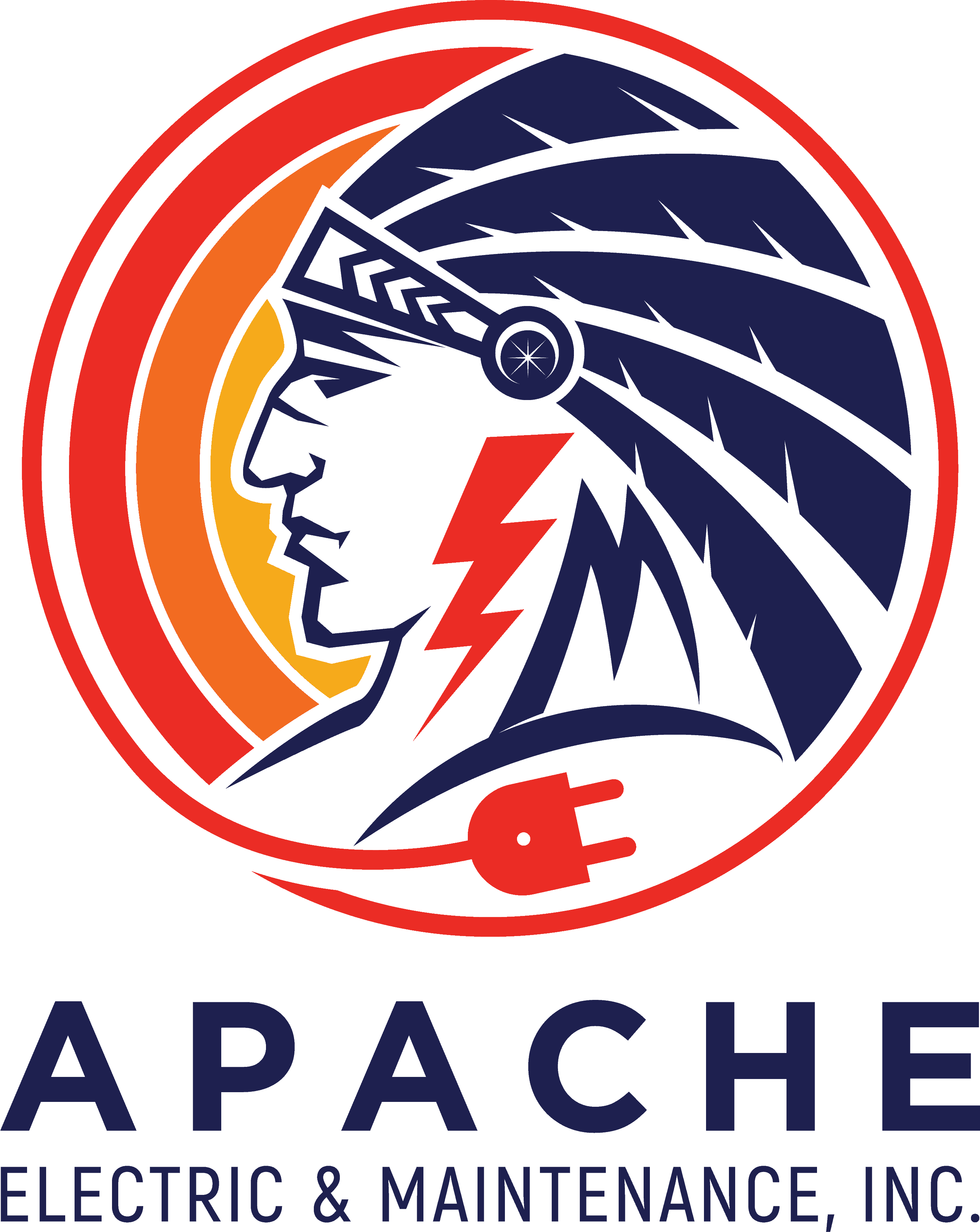Apache Electric & Maintenance, Inc. Logo