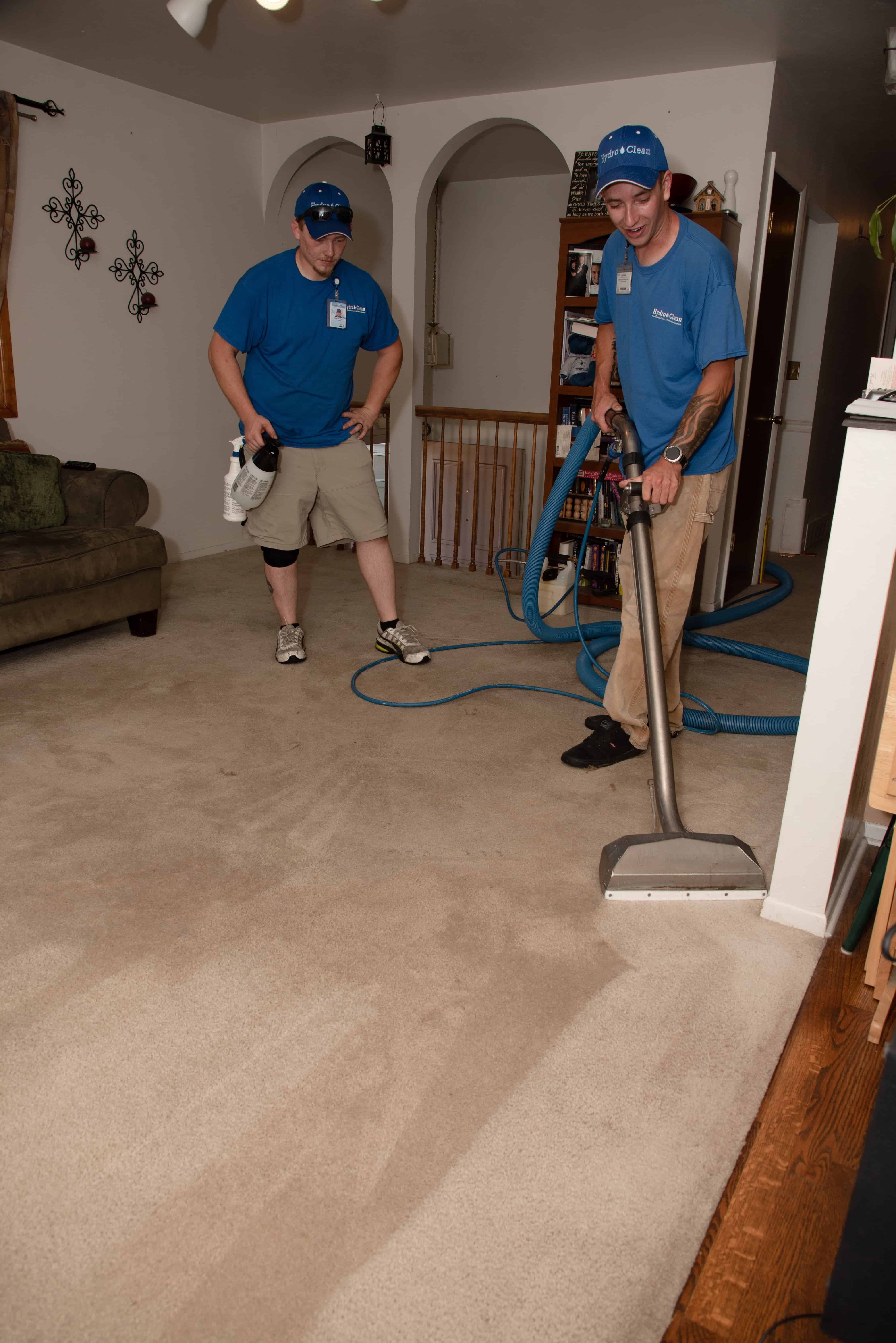 Hyrdo Clean Carpet Cleaning