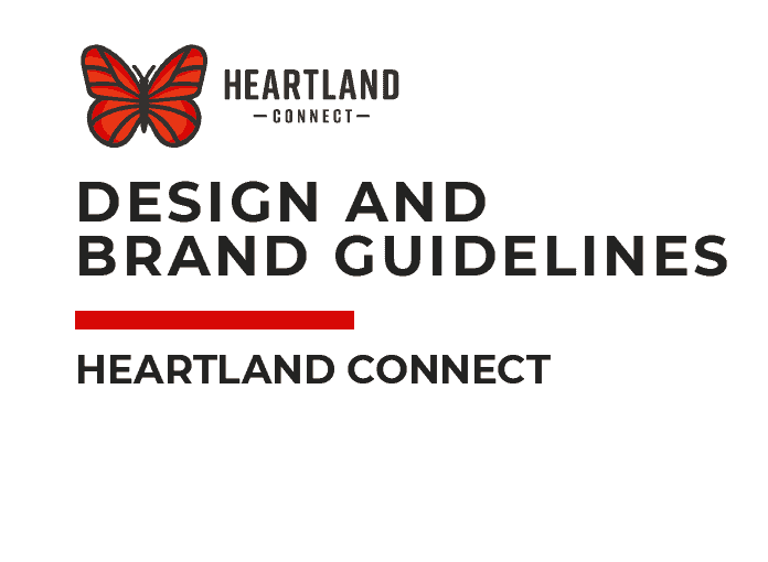 Heartland Connect Style Guide